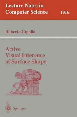 Active Visual Inference of Surface Shape
