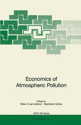Economics of Atmospheric Pollution