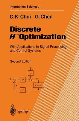 Discrete Hâ   Optimization: With Applications in Signal Processing and Control Systems