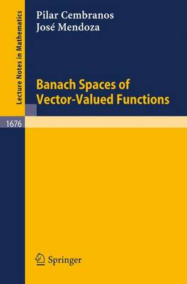 Banach Spaces of Vector-Valued Functions