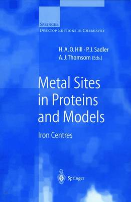Metal Sites in Proteins and Models: Iron Centres