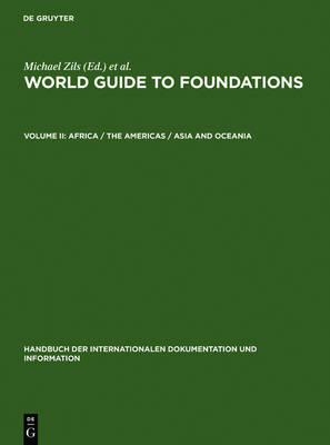 Africa / The Americas / Asia and Oceania