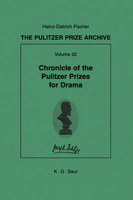 The Pulitzer Prize Archive - A History and Anthology of Awardwinning Materials in Journalism, Letters and Arts: Discussions, Decisions and Documents: Pt. G: Supplements
