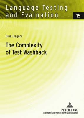 The Complexity of Test Washback: An Empirical Study