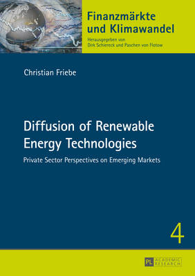 Diffusion of Renewable Energy Technologies: Private Sector Perspectives on Emerging Markets