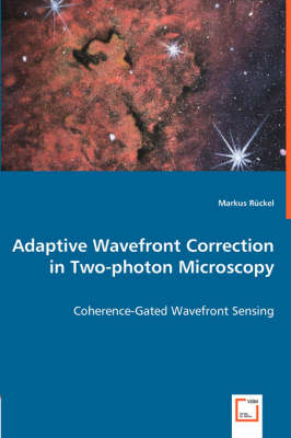 Adaptive Wavefront Correction in Two-Photon Microscopy - Coherence-Gated Wavefront Sensing
