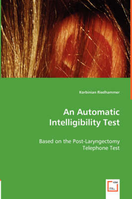 An Automatic Intelligibility Test