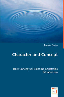 Character and Concept