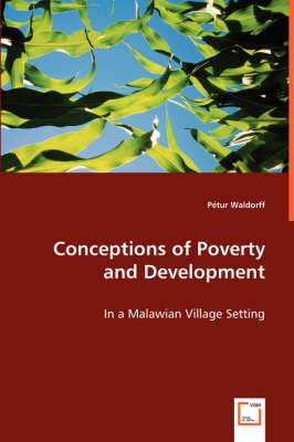 Conceptions of Poverty and Development