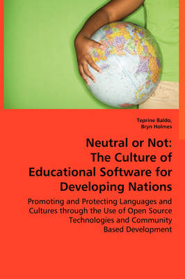 Neutral or Not: The Culture of Educational Software for Developing Nations