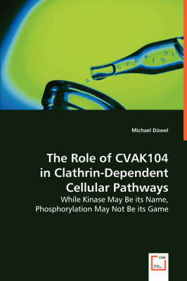 The Role of Cvak104 in Clathrin-Dependent Cellular Pathways