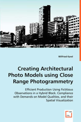 Creating Architectural Photo Models Using Close Range Photogrammetry