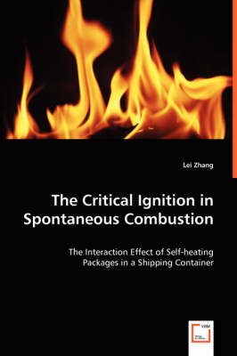 The Critical Ignition in Spontaneous Combustion
