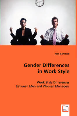 Gender Differences in Work Style