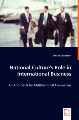 National Culture's Role in International Business