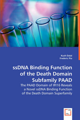 Ssdna Binding Function of the Death Domain Subfamily Paad