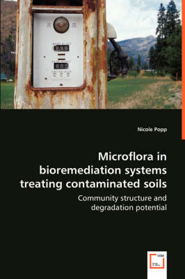 Microflora in Bioremediation Systems Treating Contaminated Soils