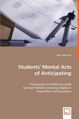 Students' Mental Acts of Anticipating