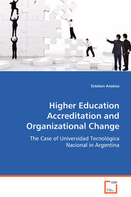 Higher Education Accreditation and Organizational Change