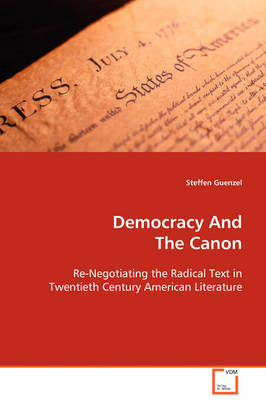 Democracy and the Canon