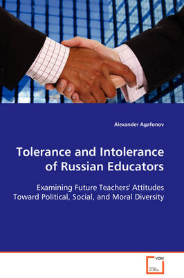 Tolerance and Intolerance of Russian Educators