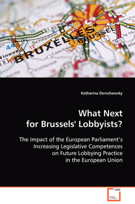 What Next for Brussels' Lobbyists?