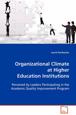 Organizational Climate at Higher Education Institutions