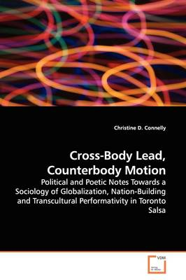 Cross-Body Lead, Counterbody Motion