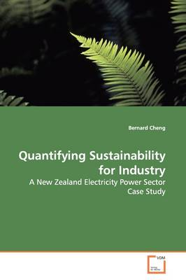 Quantifying Sustainability for Industry