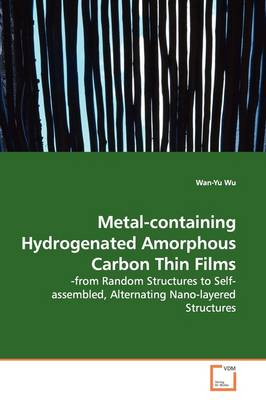 Metal-Containing Hydrogenated Amorphous Carbon Thin Films