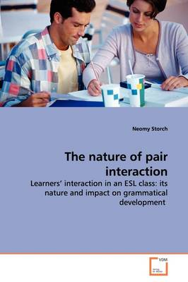 The Nature of Pair Interaction