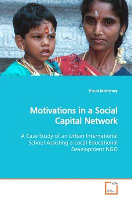 Motivations in a Social Capital Network