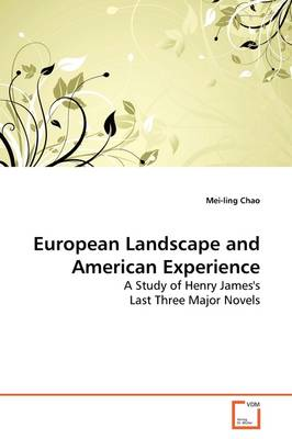 European Landscape and American Experience