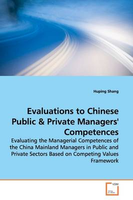 Evaluations to Chinese Public