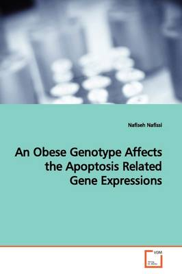 An Obese Genotype Affects the Apoptosis Related Gene Expressions