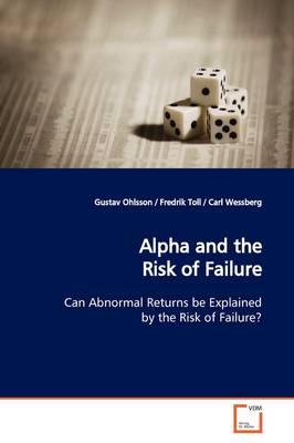 Alpha and the Risk of Failure