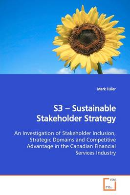 S3 - Sustainable Stakeholder Strategy