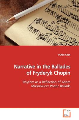 Narrative in the Ballades of Fryderyk Chopin