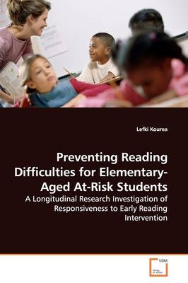Preventing Reading Difficulties for Elementary-Aged At-Risk Students