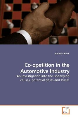 Co-Opetition in the Automotive Industry
