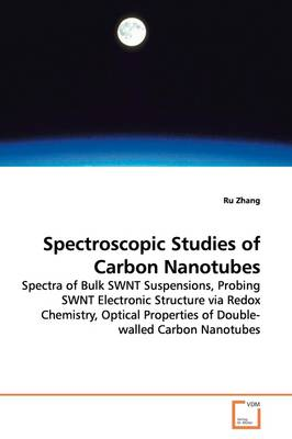 Spectroscopic Studies of Carbon Nanotubes