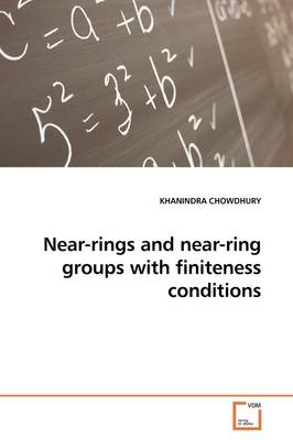 Near-Rings and Near-Ring Groups with Finiteness Conditions