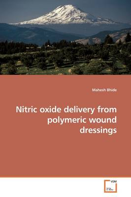Nitric Oxide Delivery from Polymeric Wound Dressings
