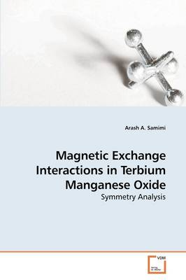 Magnetic Exchange Interactions in Terbium Manganese Oxide