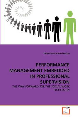 Performance Management Embedded in Professional Supervision