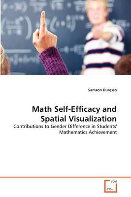Math Self-Efficacy and Spatial Visualization