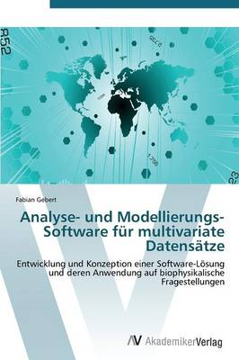 Analyse- Und Modellierungs-Software Fur Multivariate Datensatze