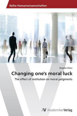 Changing One's Moral Luck
