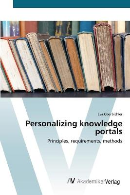 Personalizing Knowledge Portals