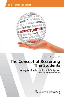 The Concept of Recruiting Thai Students
